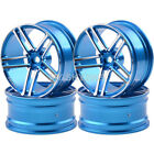4P Aluminum Wheel Rims 1054 For 1:10 RC Racing Sakura HPI Tamiya Redcat Himoto