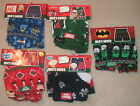 NEW MENS CHRISTMAS BOXER Choice of Stewie Griffin, Batman, Despicable Me or TAZ