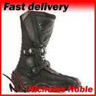 RST Adventure II 1656 Black CE Certified Touring Boots