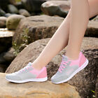 Women's Mesh Breathable Sneakers Sports Fitness Running Shoes Athletic Trainers