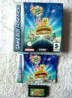 36634 The Spongebob Squarepants Movie - Nintendo Game Boy Advance Game (2004) AG