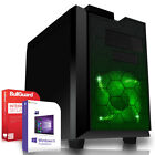 Win 10 PC Komplett System 1 TB Intel i5 6600K 4x3,9 GHz 16 GB GTX 1070 8GB Compu