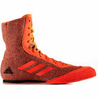 adidas Box Hog Plus Boxing Trainer Shoe Boot Red