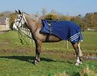 Rhinegold Fleece Lined Ride On Rug|Exercise Rug