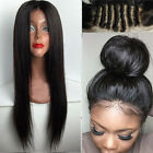Silk Top Glueless Full Lace Wigs Ponytail Natural Hairlin...