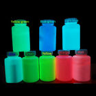 15ml Fluorescent Paint Luminous Glow in Dark Party Graffiti DIY washable Pigment