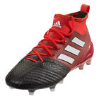 adidas Men's Ace 17.1 PrimeKnit FG Red/White/Core Black BB4316
