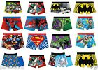 Boys Kids Official Character Boxers Boxer Shorts Trunks Pants Briefs Underwear