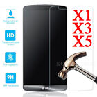 9H+ Premium Tempered Glass Film Screen Protector Guard Cover For LG Cell Phones