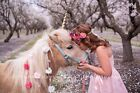 Unicorn Horn for Horse Ponies Variety of Sizes and Colors Pony Horses