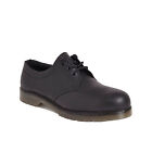 Leather Steel Toe Cap Air Cushion Safety Shoes Smart Workshop Office SS100