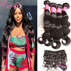 8-30 Malaysian Body Wave Virgin Hair 4 Bundles/400g 100% Unprocessed Human Hair