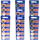 Sony 3V Lithium Coin Batteries 1220 1616 1620 1632 2016 2025 2032 QTY 1-10