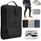 "Portable Laptop Sleeve Case Bag Protective Cover For MacBook Air Pro 13"" 15"""