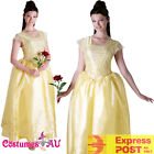 Deluxe Belle Princess Costume Disney Live Action Beauty And The Beast Dress