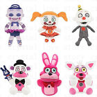 Toy Five Nights at Freddy's FNAF Horror Game Plush Dolls Horror Game Plushie 7''