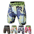 New Hot Base Men's Sports Apparel Skin Tights Compression Running Gym Shorts Lot