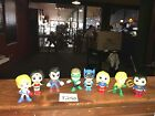 "Funko DC Super Heroes Comic Blind Box Collection Mini 3"" Vinyl Figures Lot #T250"