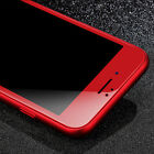 3D Curved Red Full Cover Temper Glass Film Screen Protector For iPhone 7 6s Plus