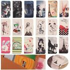 """New Etui Cuir Housse Case Cover Coque Protector Pour 4.5"""" Essentielb Wooze i4.5"""