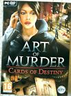45397 PC Game - Art Of Murder Cards Of Destiny  [NEW] - (2010) Windows 7