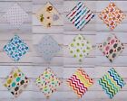 NEW 100% Cotton High Quality Baby MUSLIN Squares Large 80x70cm Safe for Children