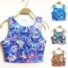 Fashion Rome Lady Women's O-neck Sleeveless Hollow Out Slim Tank Tops LM01