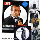 James Bond 007 SPECTRE CD Single +Skyfall CARDS +LIFE 50 Years UK Exclusive Book