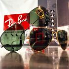 ray ban 0RB3025 aviator large metal US rayban glass lens 100% UV 3025 3044 3026