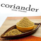 CORIANDER SEEDS GROUND WHOLE - DRIED SPICES CILANTRO POWDER FREE SHIPPING FRESH