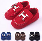 Baby Shoes First Walker Newborn Boys Girls Crib Shoes First Walkers 0-12M