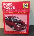 Ford Focus Haynes Workshop Service Manual 01 to 04 51 to 54 Reg 4167