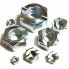 M16 Binx® Nuts - Grade 5 Steel Zinc Plated - Self Locking 16mm Lock