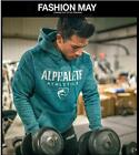 New Fashion Hoodies Sweatshirts Male Casual Gym Long Sleeve with Hat Outerwear
