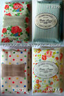 HUMBLE VINTAGE 2 pkts POCKET TISSUES Roses Ditsy Stripes Spots 12 x 3-ply HANKY