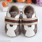 Внешний вид - Beige Cute Baby Boy/Girl Shoes Soft Sole Crib Toddler Shoes for 0-18month Baby