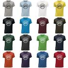 STUFF4 Men's Round Neck T-Shirt/Made In Boston/CS