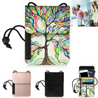 Passport Holder Leather Cover Travel Wallet Card Case Organizer w RFID Blocking