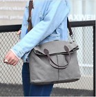 Handbag Vintage Canvas Shoulder Messenger Crossbody Bags Women Shopping Tote