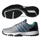 New Adidas 360 Traxion Golf Shoes LIGHTWEIGHT MICROFIBER LEATHER - Pick Footwear
