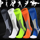 3pair Men Graduated Supply Compression Socks High Knee US 6-13