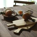 Vintage Wood cutting board Cutting Mat Butcher 3 Size Bread Board Cheese Brunch