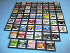 Nintendo DS Games You Pick Choose Your Own $5.95 Each FREE Ship! Boys Girls $5.95 USD