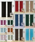 Kyпить 2PC Insulated Foam Lined Heavy Thick Blackout Grommet Window Curtain Panels KK92 на еВаy.соm
