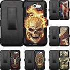 Tactical Holster Case Combo Phone Cover for Motorola Moto G4 Play / Moto G Play