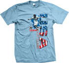 USA United States Play Hard American Soccer Player World 2014 US Men's T-Shirt