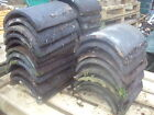 16 X ANTIQUE RIDGE TILES AS PER PHOTOS  COLLECTION & DELIVERY FROM A27 ARUNDEL