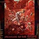 Pleasure to Kill Kreator Vinyl Record (2017) Brand New Ships Worldwide