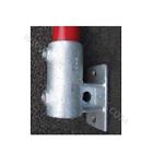 48MM Q 4 Tube Clamps Pipe Fittings - Suit Handrail Scaffold Fittings Scaffolding <br/> Elbow Connector Crossover Base Plate Tee Wall Bracket