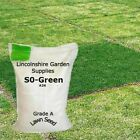 Grass Seed. SO - GREEN - (Unique Formula Stays Green in all Weather Conditions)